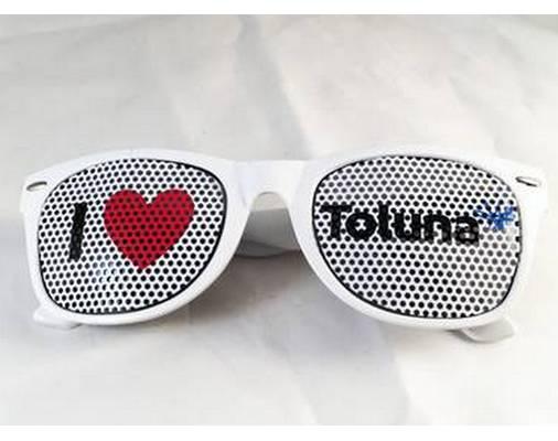lunette personnalisée pour événement