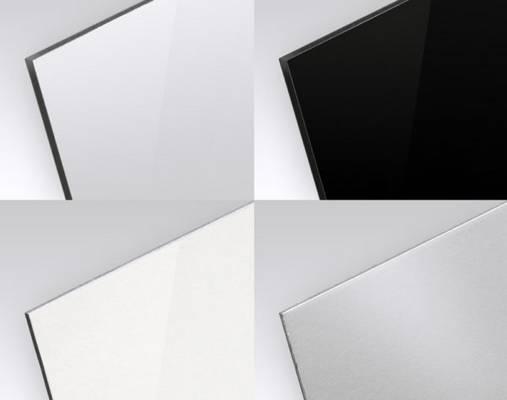Panneau dibond en aluminium personnalisé