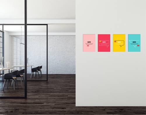 support en PVC personnalisé pour la décoration